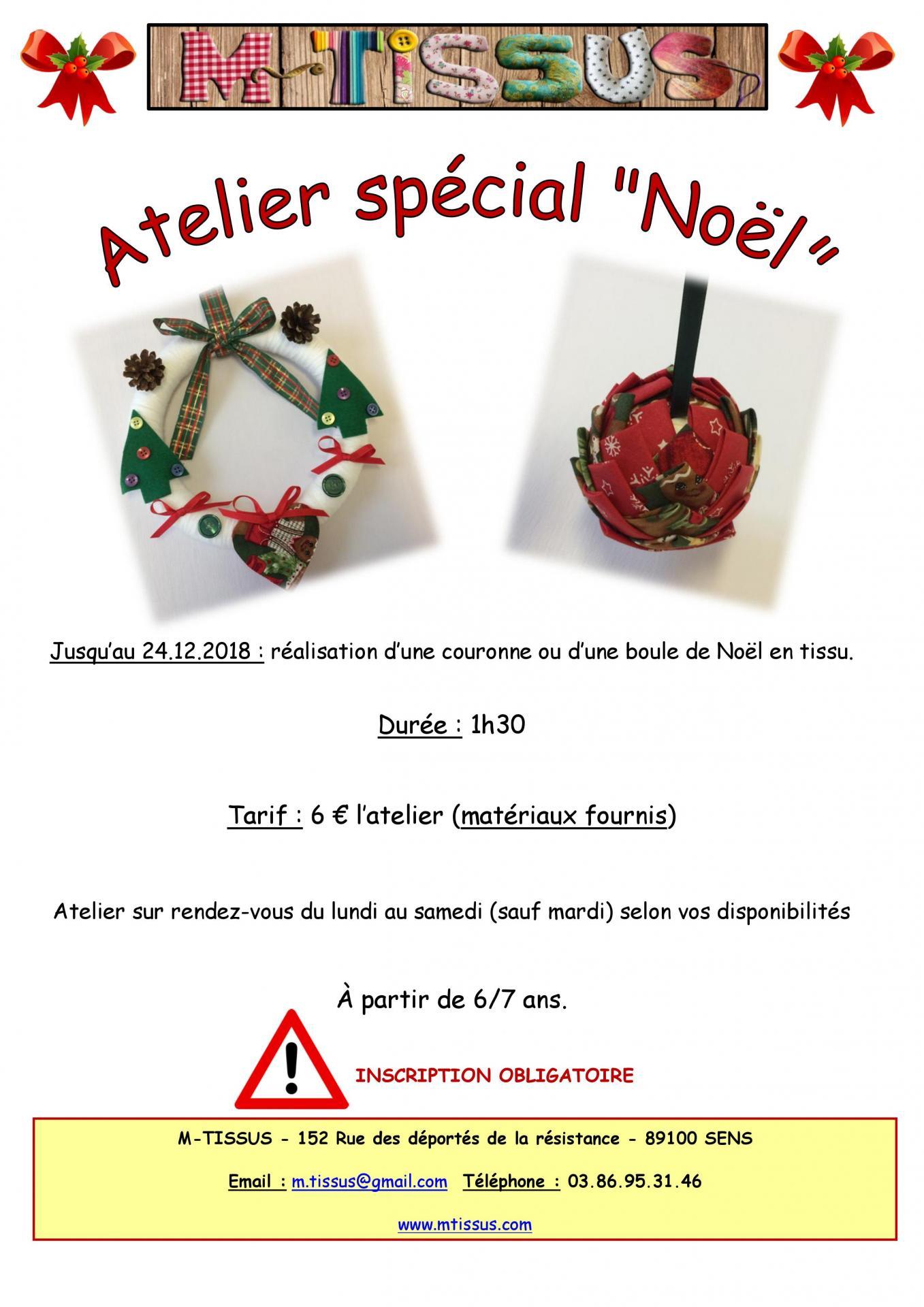 Ateliers noel 2018 2